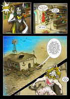 Ampere The Ordeal Page 16 by Retromissile