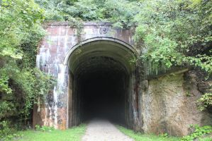 Tunnel 19 03 by Thy-Darkest-Hour