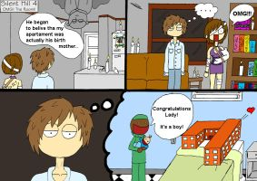 Silent Hill 4 OMG The Room 6 by Tippy-The-Bunny