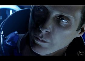 William Fichtner in ARMAGEDDON by Sheridan-J