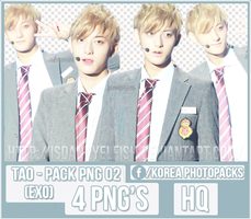 Tao (EXO) - PACK PNG#02 by JeffvinyTwilight