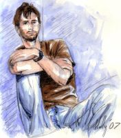 Sketchy Tennant by Orlifan