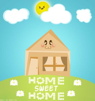 Home Sweet Home by winryheart