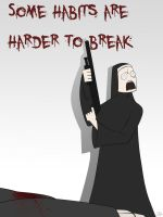 NUNS WITH GUNS 4 LIFE by zerohero13