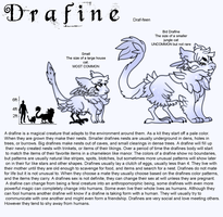Drafine ( RETIRED SPECIES ) by MoggieDelight