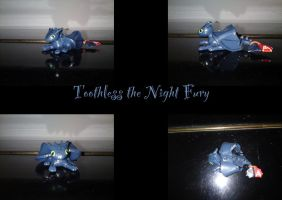 toothless the night fury by nfasel