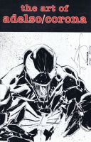 venom cover sketch by adelsocorona