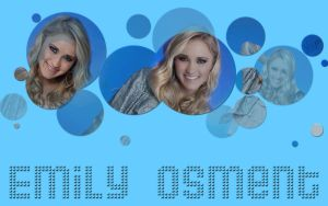 Emily Osment wallpaper by nataschamyeditions