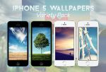 iPhone 5 Wallpapers - Variety Pack by solefield