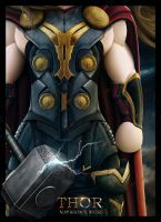 MAYKSOM'S NICKS: THOR THE DARK WORLD by Mayksom