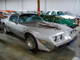 1979 Pontiac Trans Am 10th Ann by Partywave