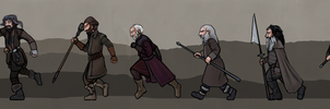 Thorin and Co by Ebillan