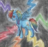 Rainbow.Dash by Blood-Charm