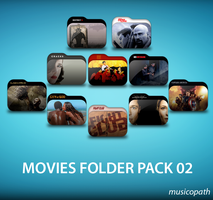 Movie Folders Pack-02 by musicopath