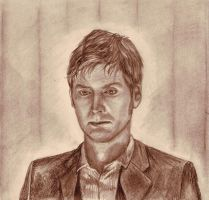 Doctor Who- David Tennant by my-ain-sel