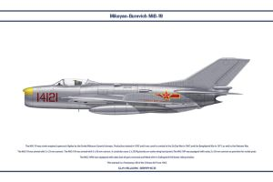 MiG-19 China 5 by WS-Clave