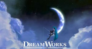 Dream Works Miku by SamousWebmaster
