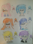 My Inklings OC (Inkling Girl) by SuperMLbros