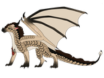 Queen Of Dragon Fire's Reference Sheet CM by Haasiophis-Sahel