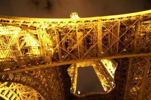 The Eiffel Tower 2 by Emsoble