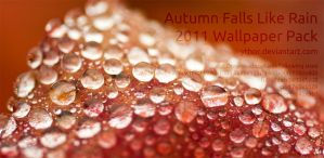 Autumn Falls Like Rain - wallpaper pack by Ythor