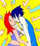 Naruto: Electric Kiss by jam2599