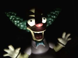 Scary Krusty by Guile93