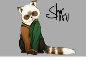 Shifu by PurpleKakashi