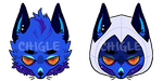 Sapphire icons by Chigle