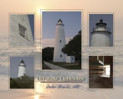 Ocracoke Collage by pewter2k