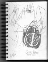 KHR Giotto Primo Drawing2 by KimikoRei07