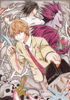 Deathnote by Risa1