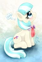 MLP FIM - Coco pommel Thinking About You Live by Joakaha