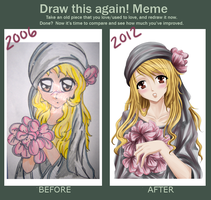 Before and After Meme by Ringo101