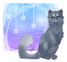 MS Paint: Bluestar by Catyack
