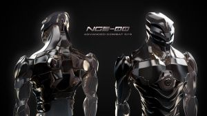 NGE-00 Advanced Combat Sys (test1) by Mechinus
