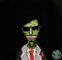 Wormwood Gentleman Corpse by Face-Invaders