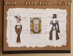 Steampunk Fashion Book: 14/16 by Jesse-Gourgeon
