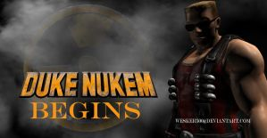 Duke Begins by Wesker500