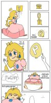 Peach Adventures. Page 4. by outlandishgreen
