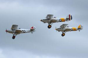 Hawker Trio by Daniel-Wales-Images