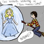 Wicked Workings of VOLDEMORT? by Michiko-laughs
