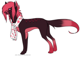 Single Adoptable -SOLD- by colouredskulls