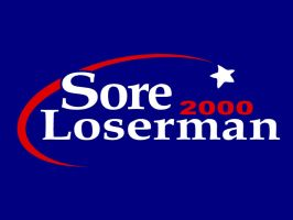 Sore Loserman 2000 by professor