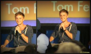 TOM FELTON. by simkaaa