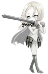 Claymore by SeppukuAddict