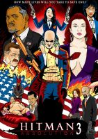 Hitman 3: Absolution cover by Jarol-Tilap