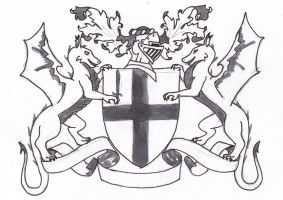 London Crest of Arms by CharlieK-33
