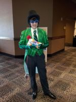Colossalcon 2012- Greedler by 22123