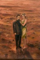 Martian Couple by Stungeon